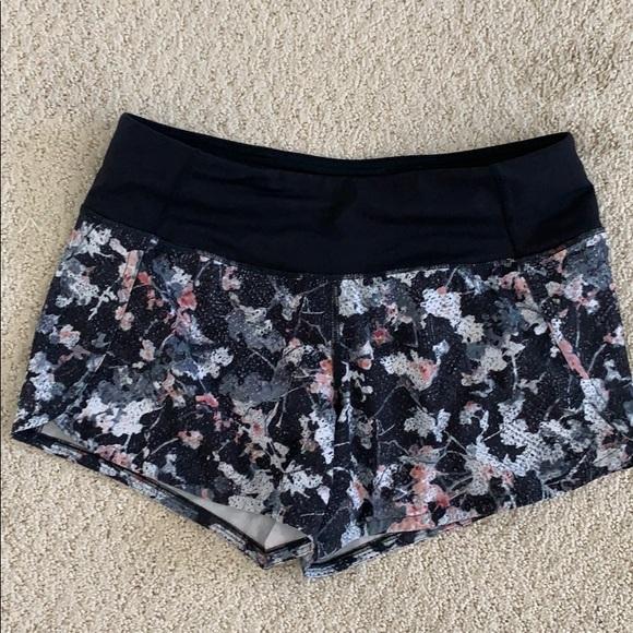 lululemon athletica Pants - Lululemon Run Times Shorts